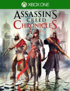 Assassins Creed Chronicles Trilogy - Xbox One 25 Digitos
