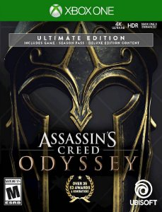 Assassins Creed Odyssey Ultimate Xbox - 25 Dígitos
