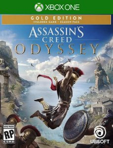 Assassins Creed Odyssey Gold Xbox - 25 Dígitos
