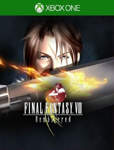 Final Fantasy Viii Remaster