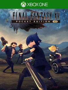 Final Fantasy Xv Pocket Xbox One - 25 Dígitos