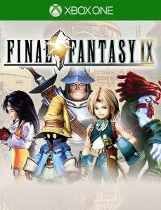 Final Fantasy Ix Xbox One - 25 Dígitos