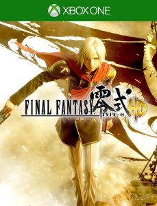 Final Fantasy Type-0 Hd Xbox One - 25 Dígitos