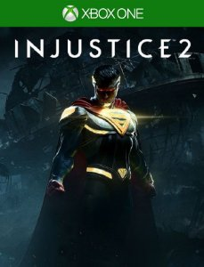Injustice 2 Xbox One - 25 Dígitos