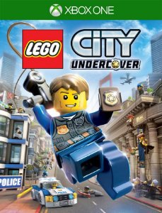 Lego City Undercover Xbox One - 25 Digitos