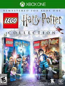 Lego Harry Potter Xbox One - 25 Digitos