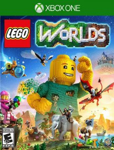 Lego Worlds Xbox One - 25 Digitos