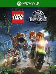 Lego Jurassic World Xbox One - 25 Digitos
