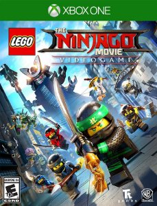 Lego Ninjago Xbox One - 25 Digitos