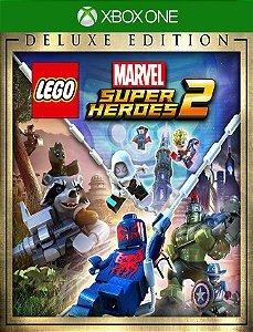 Lego Marvel Super Heroes 2 Deluxe Xbox - 25 Digitos