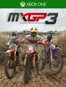 Mxgp3 Xbox One - 25 Dígitos