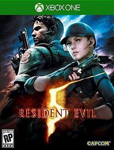 Resident Evil 5 Xbox One - 25 Dígitos