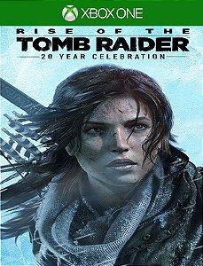 Rise of the Tomb Raider Edição de Aniversário
