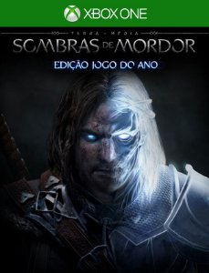 Terra-média Sombras De Mordor GOTY