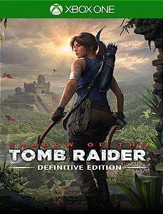 Shadow Of Tomb Raider Definitive Xbox - 25 Digitos