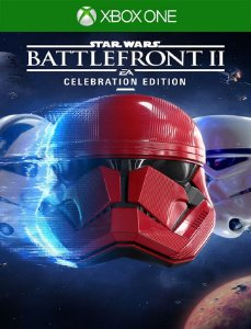 Star Wars Battlefront 2 Celebration Xbox 25 Dígitos