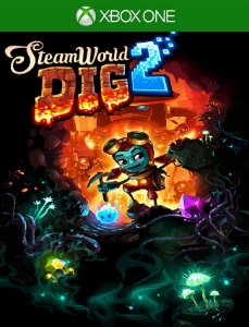 Steamworld Dig 2 Xbox One - 25 Dígitos