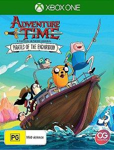 Adventure Time Pirates Enchiridion Xbox One - 25 Dígtos