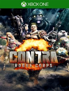 CONTRA: ROGUE CORPS - Xbox One (25 digitos)
