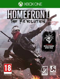 Homefront The Revolution Xbox One - 25 Digitos