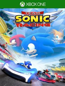Team Sonic Racing Xbox One - 25 Dígitos