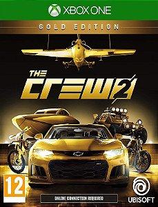 The Crew 2 Gold Edition Xbox One - 25 Dígitos