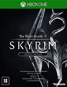 The Elder Scrolls Skyrim V Special Xbox 25 Dígitos
