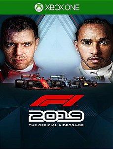 F1 2019 Xbox One - 25 Dígitos