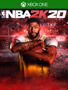Nba 2k20 Xbox One - 25 Dígitos