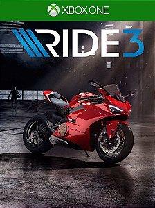 Ride 3 Xbox One - 25 Dígitos