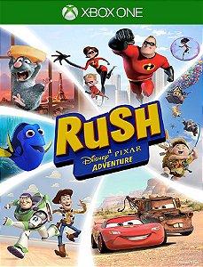 Rush Disney Pixar Adventure Xbox One - 25 Dígitos