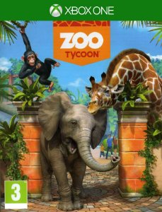 Zoo Tycoon Xbox One - 25 Dígitos