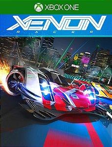 Xenon Racer Xbox One - 25 Dígitos