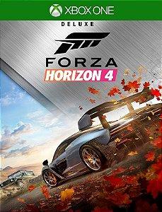 Forza Horizon 4 Deluxe Xbox One - 25 Dígitos