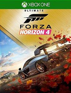 Forza Horizon 4 Edição Suprema Xbox One - 25 Dígitos