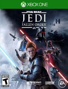 Star Wars Jedi Fallen Order Xbox One - 25 Dígitos