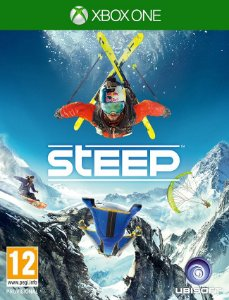 Steep Xbox One - 25 Dígitos