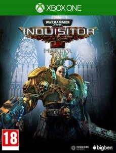 Warhammer 40000 Inquisitor Martyr Xbox - 25 Dígitos