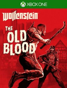 Wolfenstein The Old Blood Xbox One - 25 Dígitos