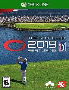 The Golf Club 2019 featuring PGA TOUR Xbox - 25 Dígitos