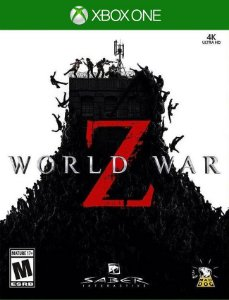 World War Z Xbox One - 25 Dígitos