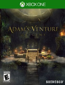 Adams Venture Origins Xbox One - 25 Dígitos