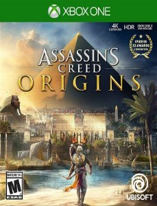 Assassins Creed Origins Xbox One - 25 Dígitos