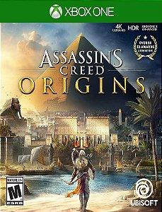 Assassins Creed Origins Xbox One - 25 Dígitos