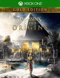 Assassins Creed Origins Gold Xbox One - 25 Dígitos