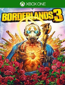 Borderlands 3 Xbox One - 25 Dígitos