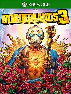 Borderlands 3 Xbox One - 25 Dígitos