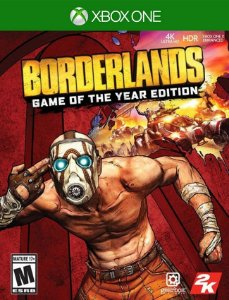 Borderlands Goty Xbox One - 25 Dígitos
