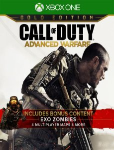 Call Of Duty Advanced Warfare Gold Xbox One - 25 Digitos