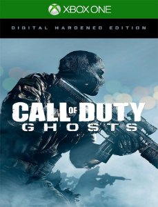 Call Of Duty Ghosts Hardened Xbox - 25 Dígitos